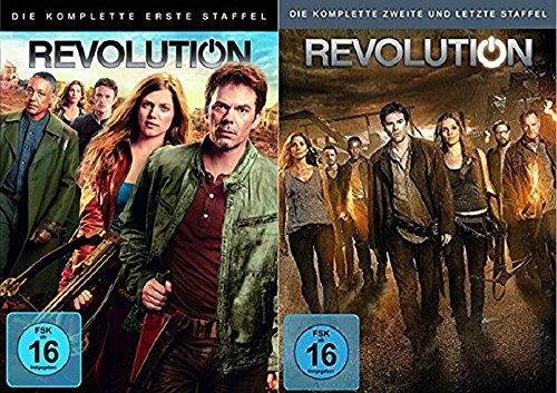 Revolution Staffel 1+2 [DVD Set]