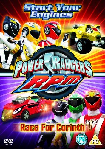 Power Rangers - R.P.M. - Volume 1-2 - Complete [UK Import]