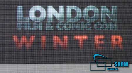 London Film and Comic Con Winter 2013