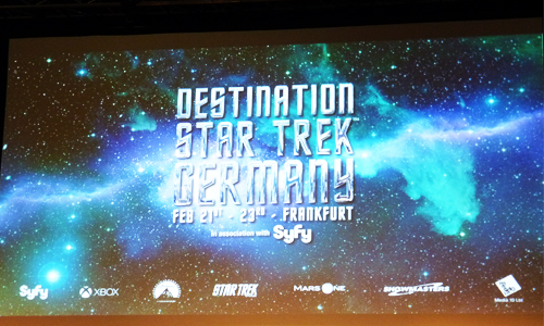 Destination Star Trek – Der Freitag
