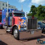 Optimus Prime @ LFCC 2014