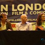 Robert Knepper, Glenn Morshower und Terry Farrell