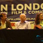 Robert Knepper, Glenn Morshower & Terry Farrell