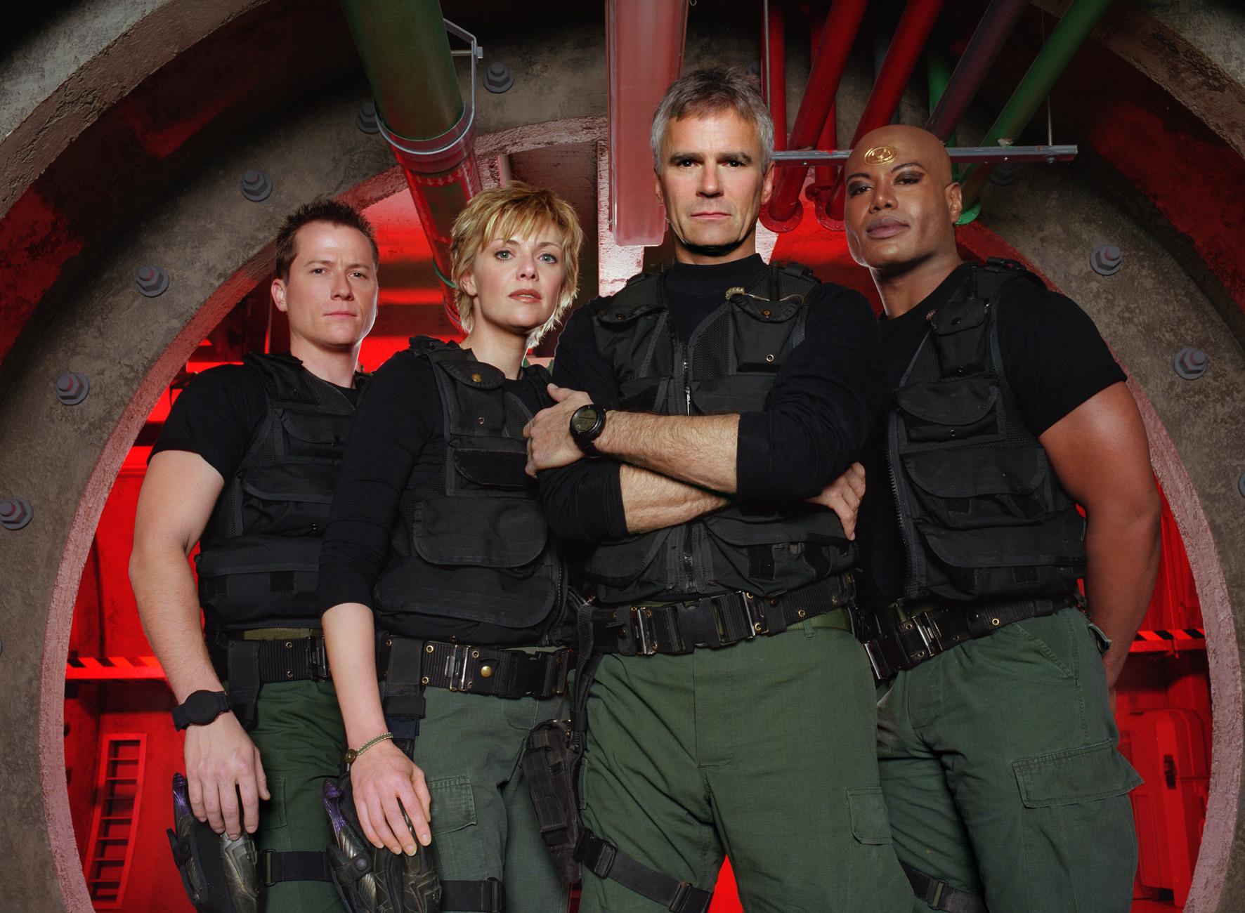 Stargate SG-1 Staffel 6