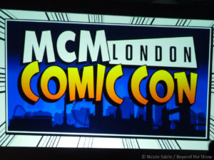 MCM London Comic Con Mai 2015