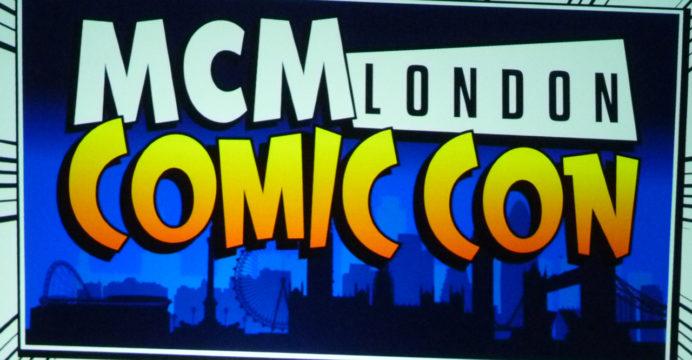 MCM London Comic Con Mai 2015