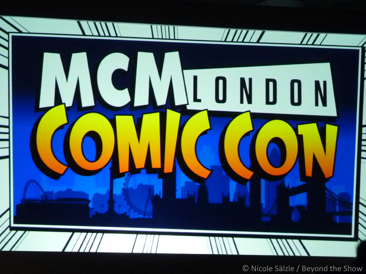MCM London Comic Con: Das Arrow-Panel