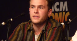 Iain DeCaestecker Marvel's Agents of S.H.I.E.L.D. MCM London Comic Con