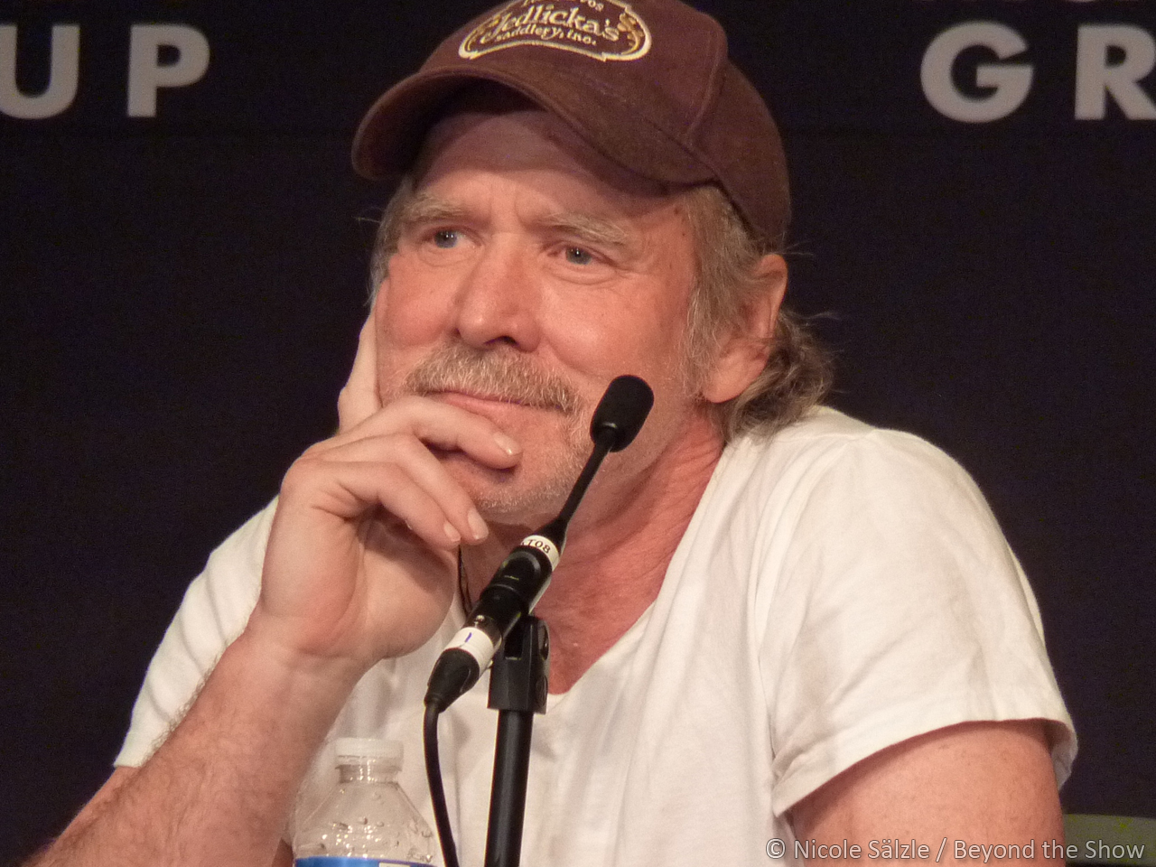 Will Patton Falling Skies MCM London Comic Con 2015