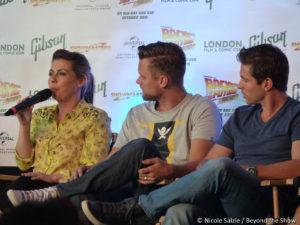 Power Rangers Talk LFCC 2015