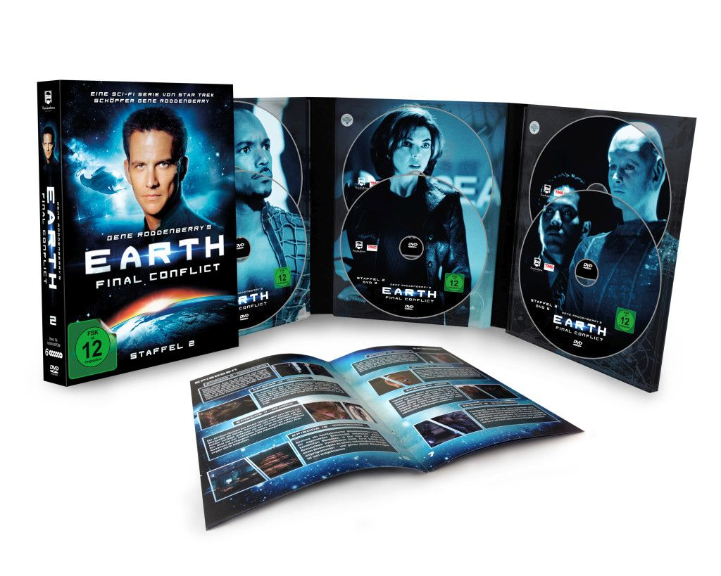 Earth: Final Conflict Staffel 2