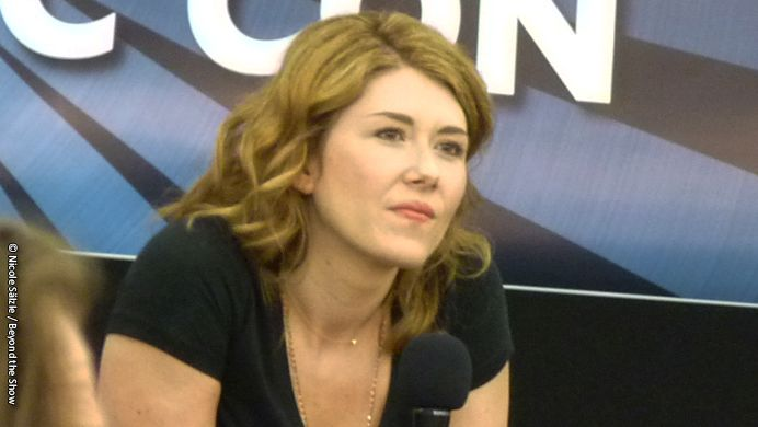 Jewel Staite Legends of Tomorrow