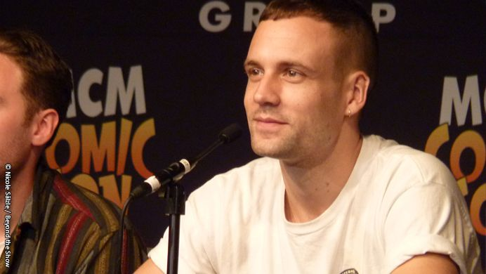 Nick Blood Marvel's Most Wanted