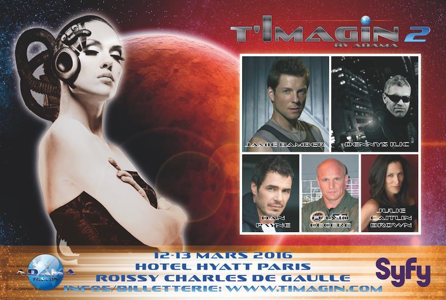 T'Imagine 2 Convention Paris