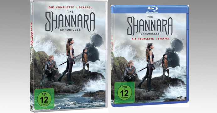 The Shannara Chronicles Staffel 1 auf DVD und Blu-ray