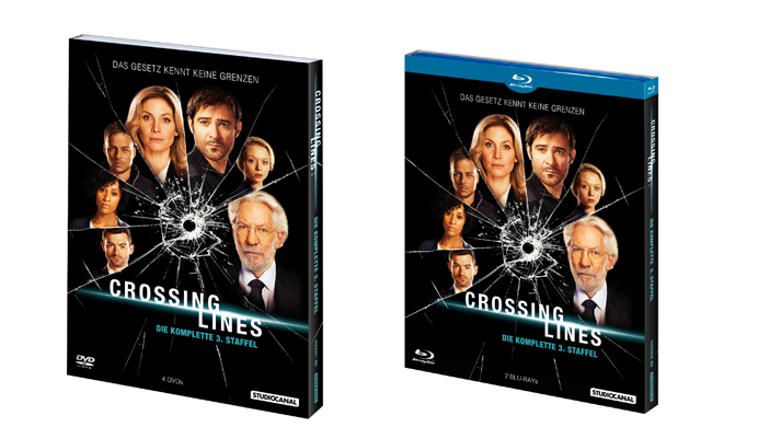 Crossing Lines Staffel 3