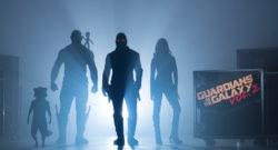 Guardians of the Galaxy Vol. 2 Drehstart Cast