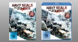 Navy SEALS vs. Zombies Teaser DVD Blu-ray
