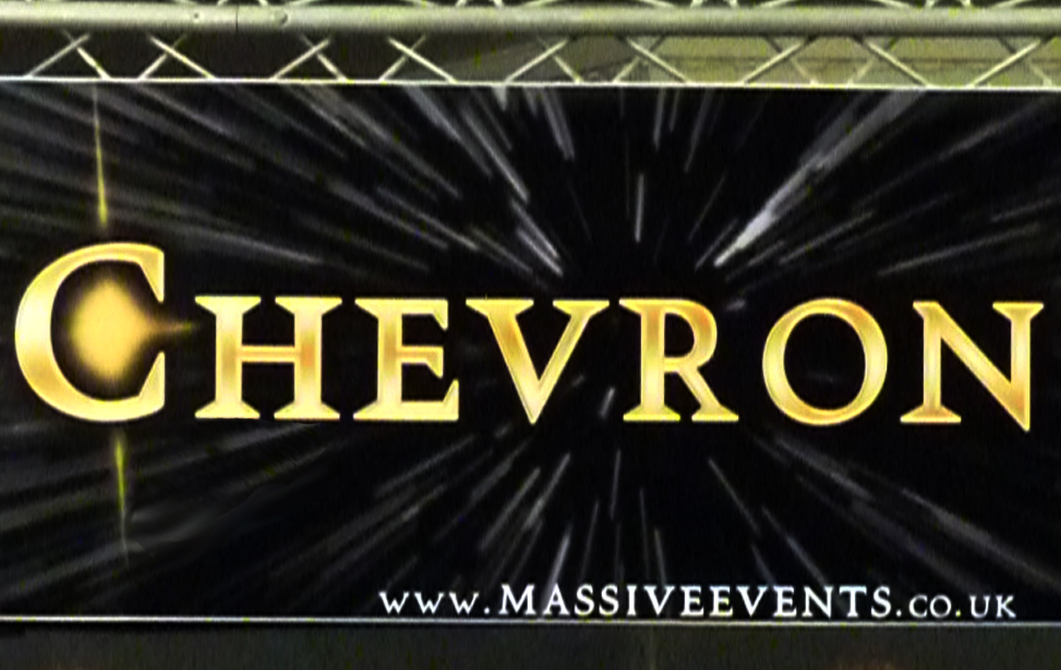 Logo Chevron Stargate Convention