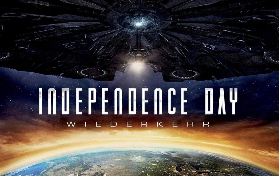 Independence Day: Wiederkehr Internationales Poster