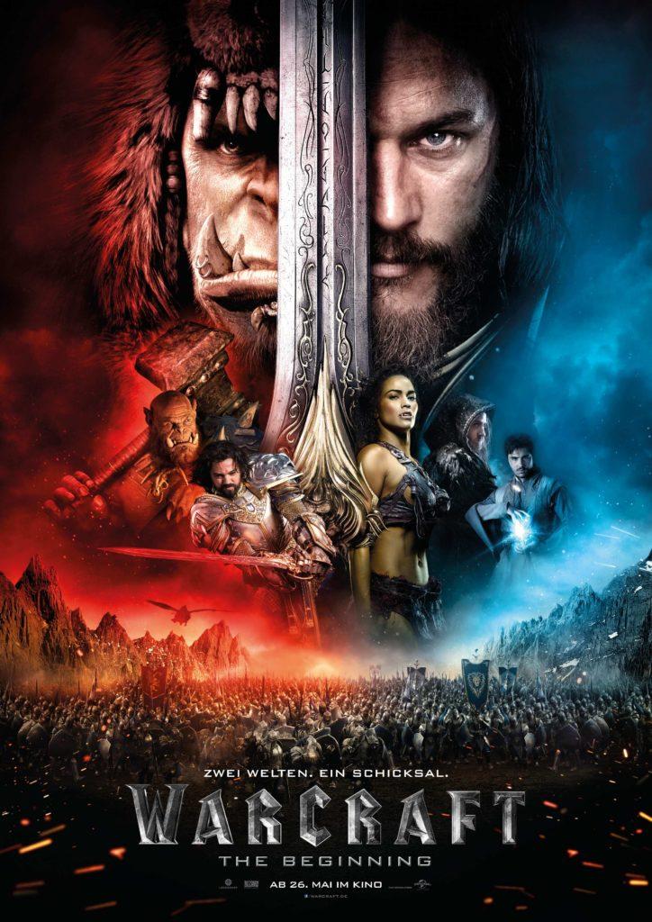 Warcraft - The Beginning - Hauptplakat
