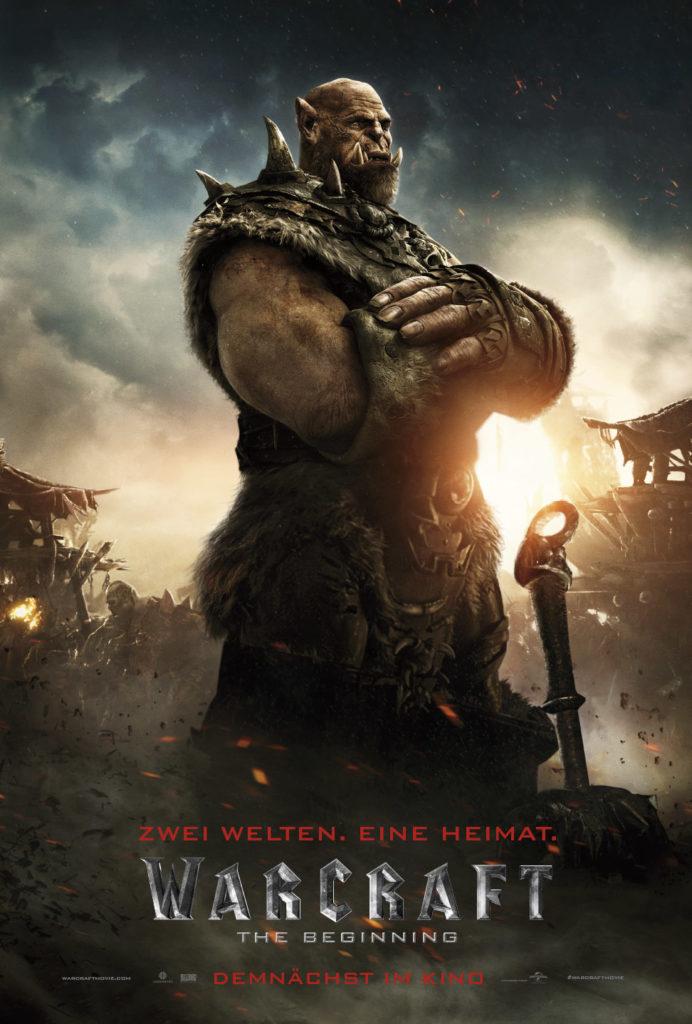 Warcraft - The Beginning - Charakterposter