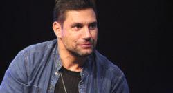 Manu Bennett (Spartacus / Arrow / The Shannara Chronicles) im Panel / Comic Con Germany 2016 Stuttgart Death Race 2050