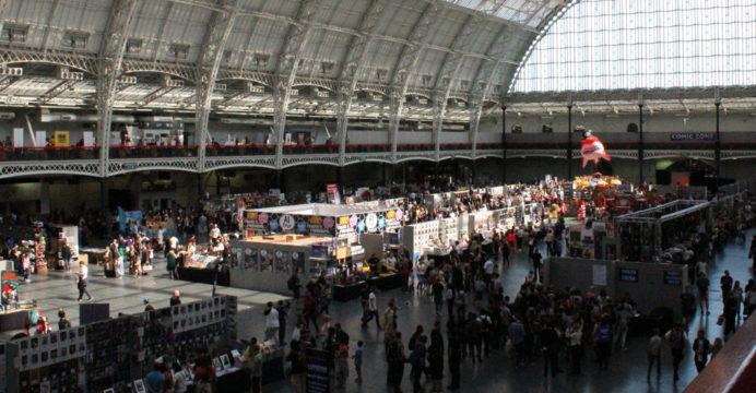 London Film and Comic Con 2016 - LFCC 2016