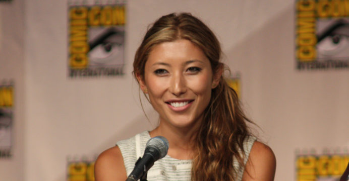 Dichen Lachman - The 100 / Marvel's Agents of S.H.I.E.L.D. / Supergirl /