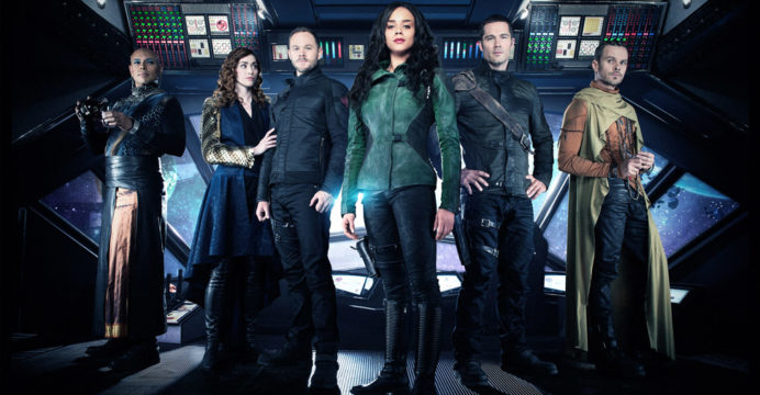 Killjoys - Space Bounty Hunters Staffel 2