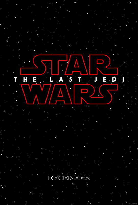 Star Wars: The Last Jedi - Teaser Poster