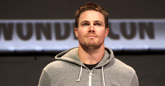 Stephen Amell - Arrow