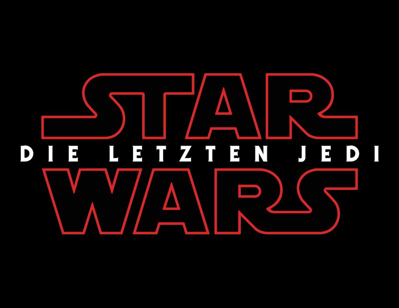 Star Wars: The Last Jedi / Star Wars: Die letzten Jedi - Logo