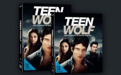 Teen Wolf – Staffel 1 auf DVD & Blu-ray