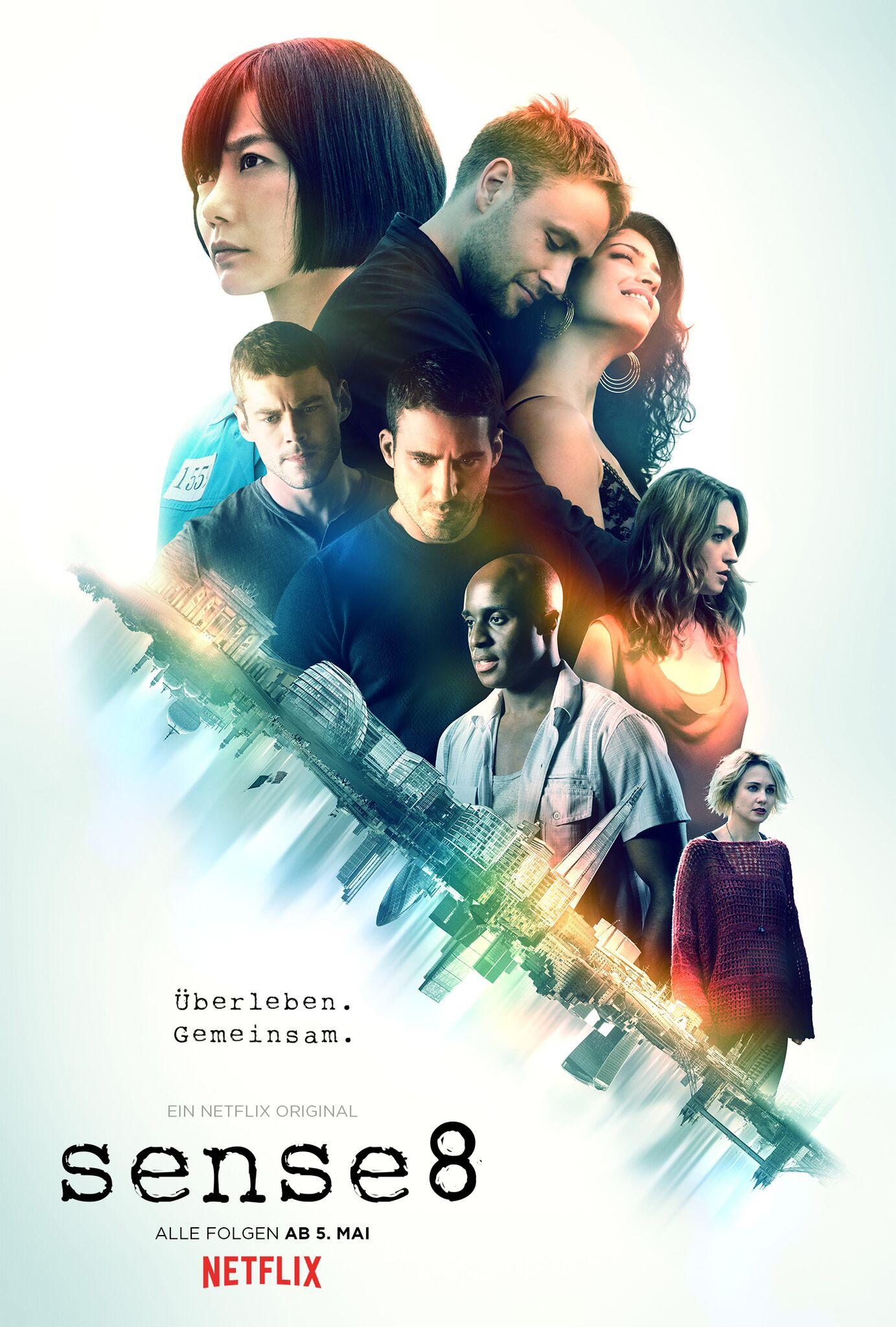 Sense8 - Staffel 2 - Hauptplakat