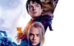Fantastisch: Hauptplakat und Charakterposter zu Valerian