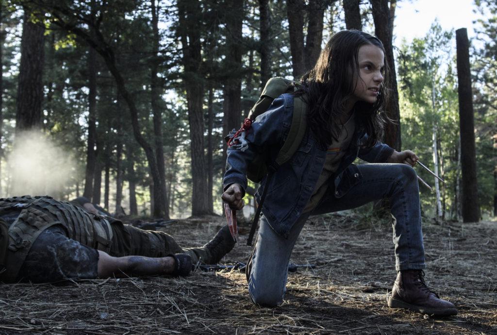 Logan - The Wolverine - Szenenbild - Dafne Keene