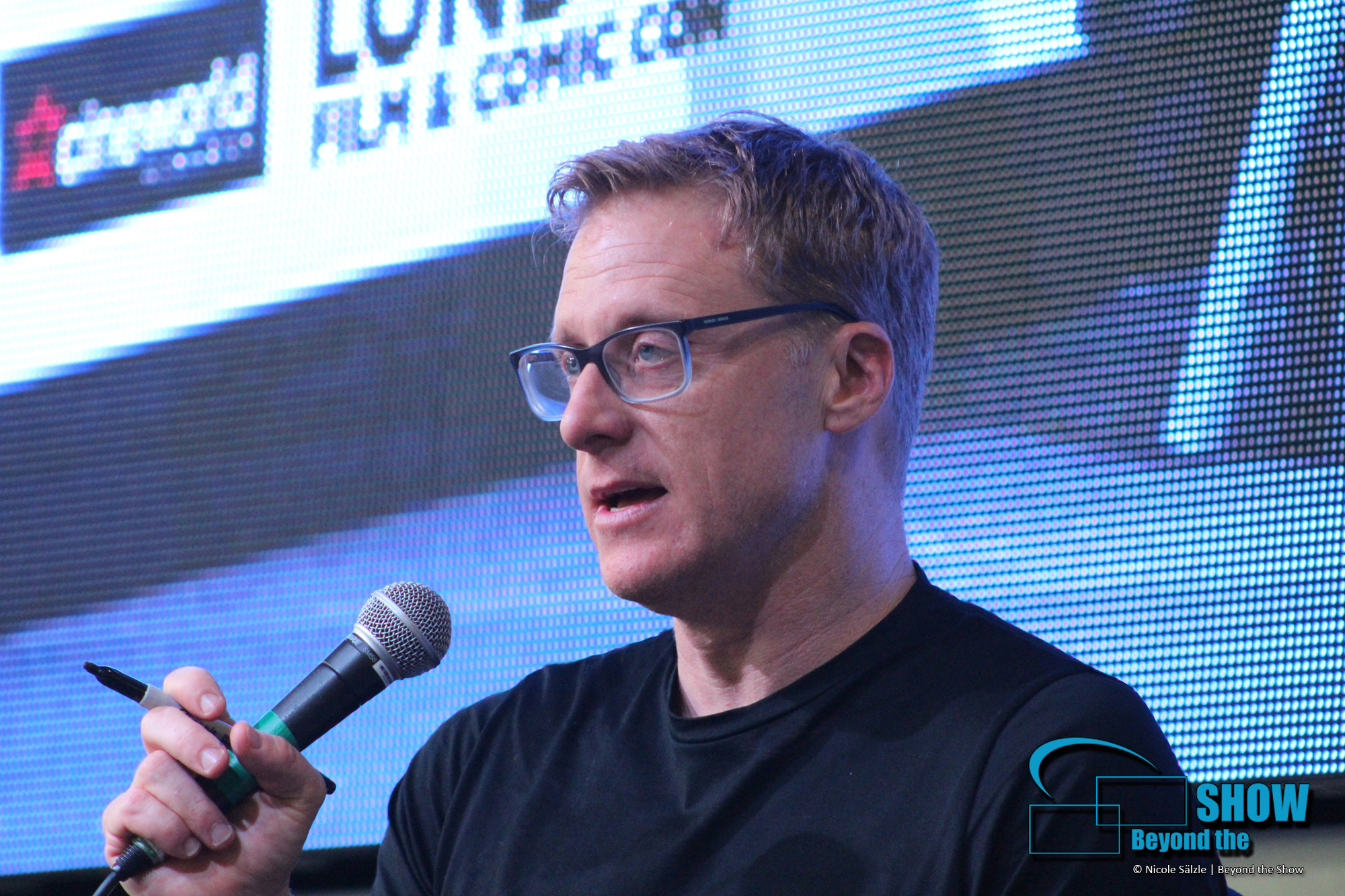 Alan Tudyk | LFCC 2017 | London Film & Comic Con 2017