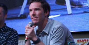 Benedict Cumberbatch | LFCC 2017 | London Film & Comic Con 2017