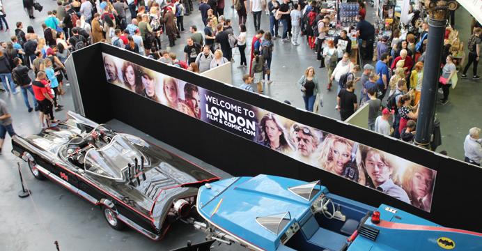 LFCC 2017   London Film & Comic Con 2017