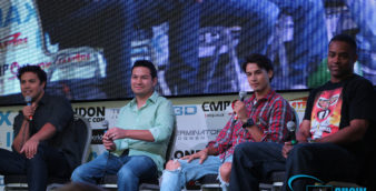 Power Rangers | LFCC 2017 | London Film & Comic Con 2017