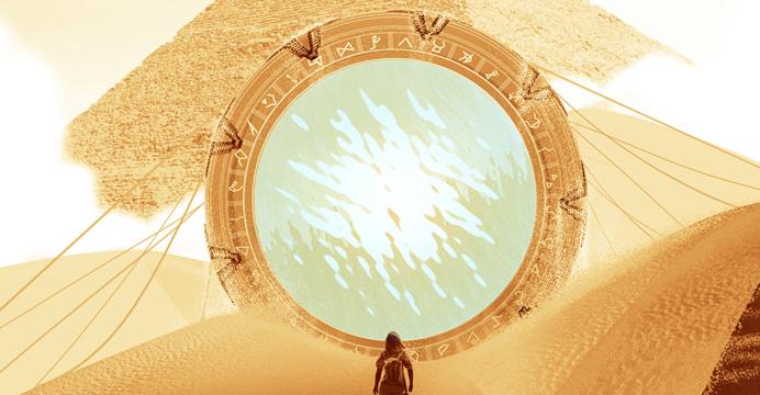 Stargate Origins Teaser