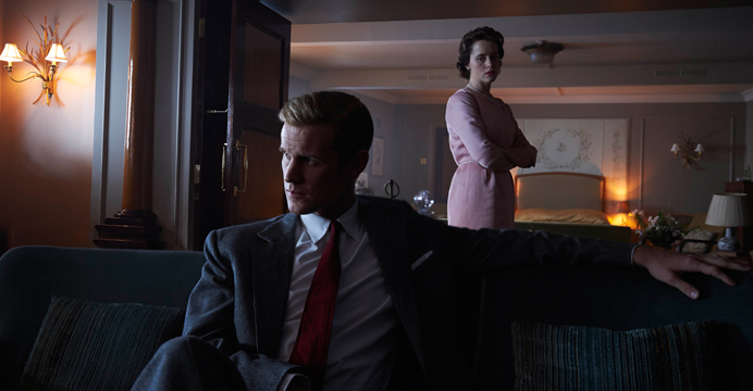 Teaser - The Crown Staffel 2 Claire Foy & Matt Smith
