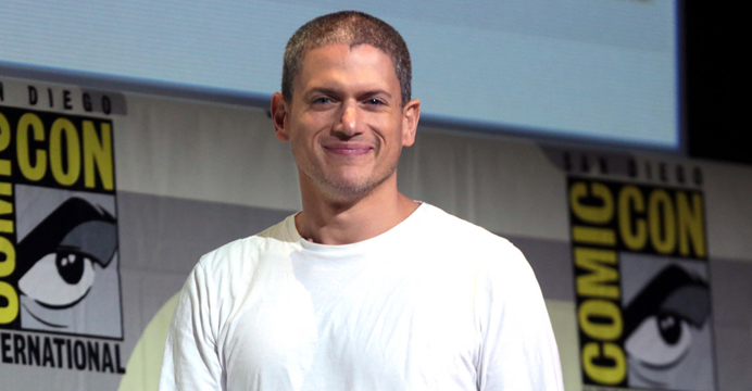 Wentworth Miller | DC's Legends of Tomorrow | The Flash | Prison Break