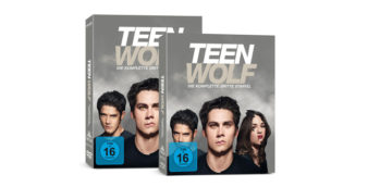 Teen Wolf Staffel 3 --- DVD / Blu-ray