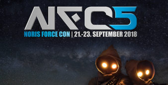Noris Force Con 5 | NFC 5 | Star Wars Convention