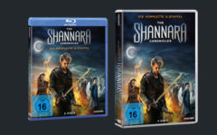 21. Dez. 2017: The Shannara Chronicles Staffel 2 (Neues VÖ-Datum!)