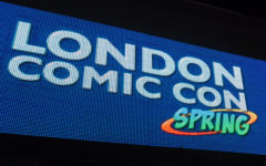 Bericht: London Comic Con Spring 2019