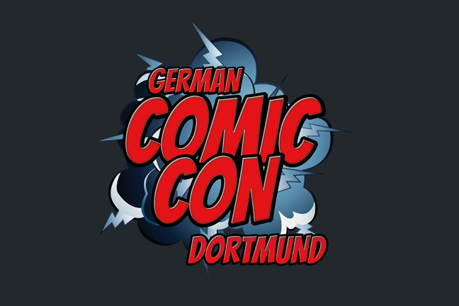 German Comic Con Dortmund - Logo - Convention