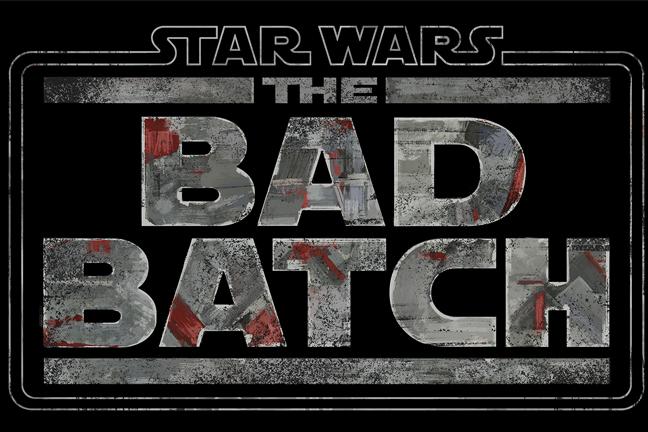 Star Wars: The Bad Batch Animationsserie Disney+